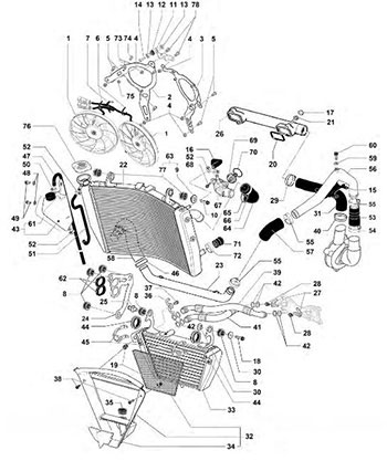 Moto Guzzi Online Genuine Spare Parts Catalog